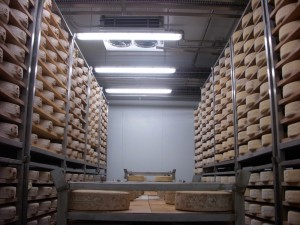 Nos solutions - Evap OMT Photo fromagerie